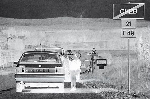 Straßenstrich cheb Prostitution: Babystrich: