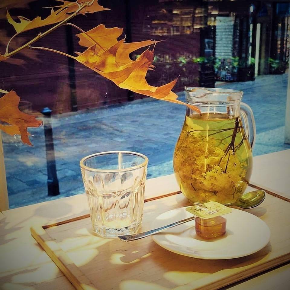Tee im Kafe Damu