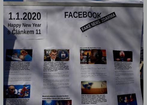 """""""Vorschau"""" auf das Internet des Jahres 2020."""