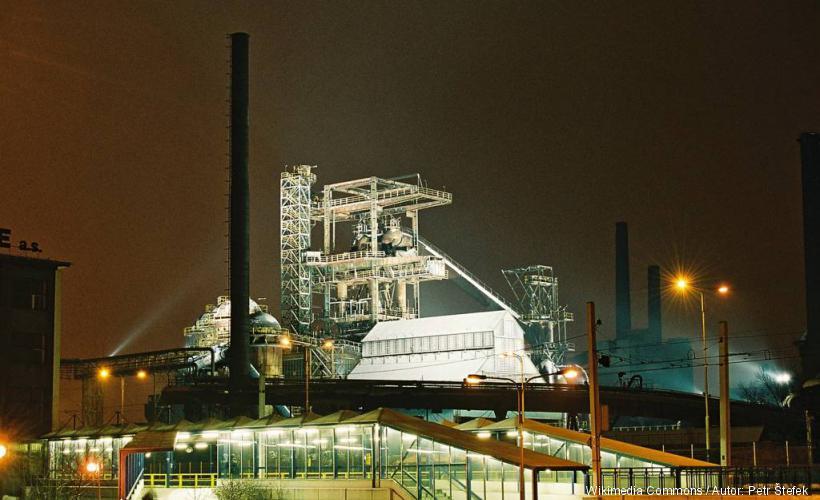 Stahlwerk Vítkovice