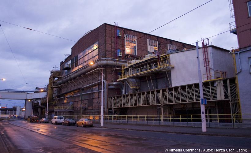 Ostrava-Vítkovice, Ruská ulice