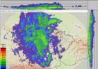 Satellitenbild ďes ČHMÚ