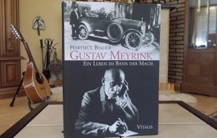 Gustav Meyrink. Ein Leben im Bann der Magie (Monografie)