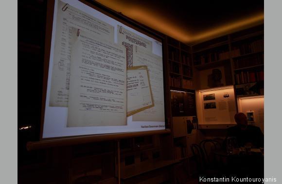 Texte aus dem Deutschen Literaturarchiv in Marbach (Foto: 5/KK)