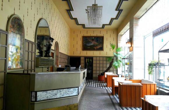 Hotel Praha Liberec - Rezeption