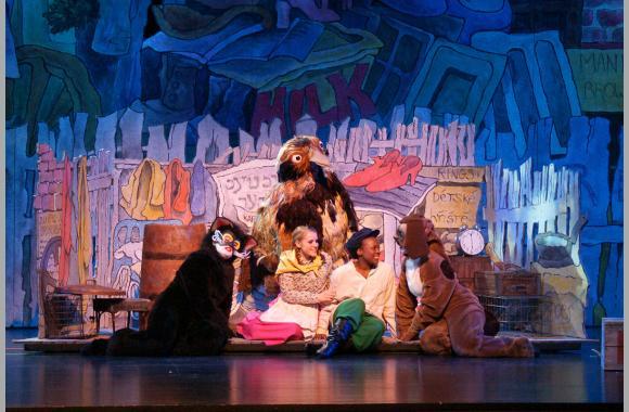 Brundibár im Opera Theater of Pittsburgh (2010)
