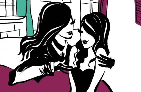Večírek pro Lesbičky - Lesbians Singles Event