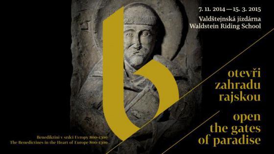 Tu den Paradiesgarten auf: Die Benediktiner im Herzen Europas 800-1300