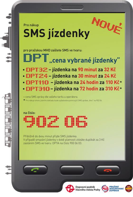 Prag Karte Offentliche Verkehrsmittel.Sms Tickets Fur Prager Metro Und Strassenbahnen Tschechien