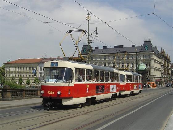 Prag Karte Offentliche Verkehrsmittel.3 Tage Ticket Fur Prag Touristenfahrschein Der Prager