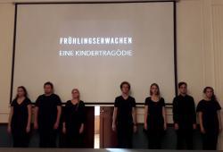 """Ensemble """"Dreikronentruppe"""" im Goethe-Institut Prag"""
