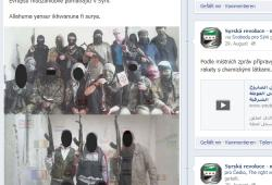 Syrská revoluce - mujahidun fi sabilillah