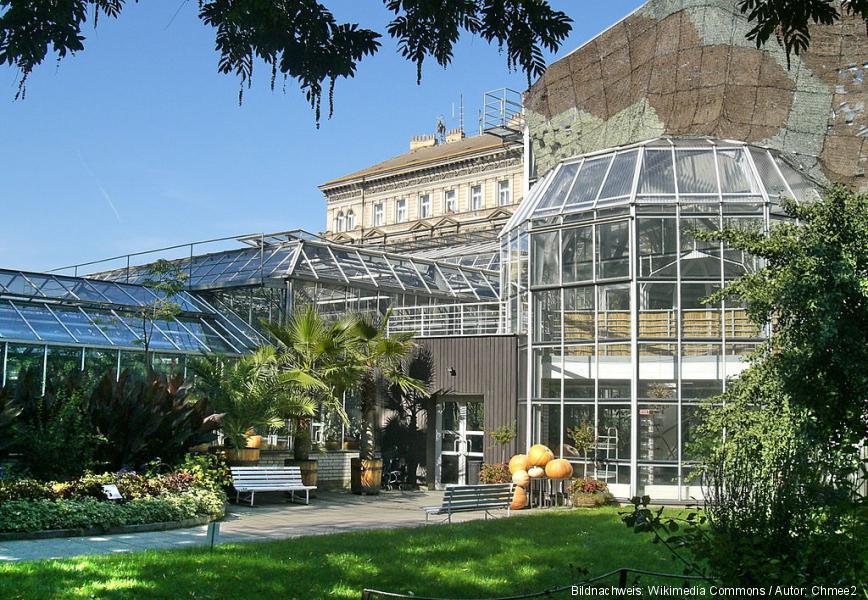Botanischer Garten der Prager Karls-Universität ...