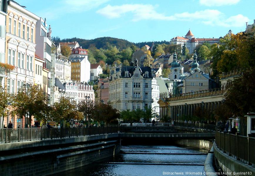 Karlsbad Hotel  Sterne