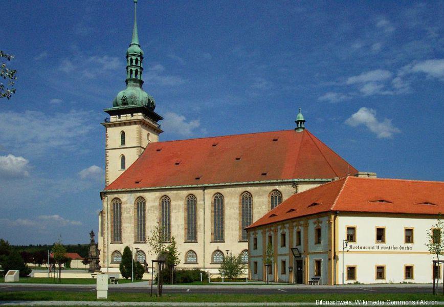 Bildergebnis für most brüx kirche