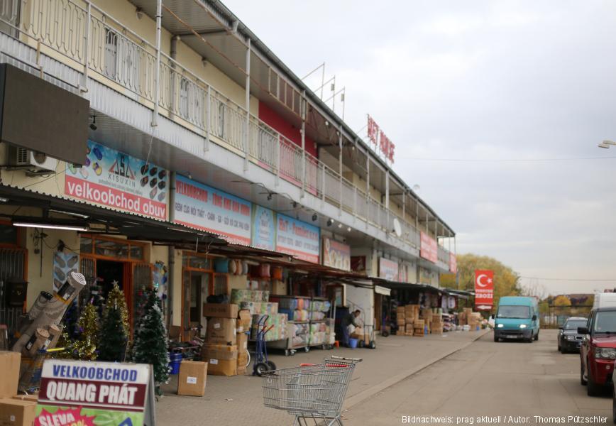 Strazny asia markt Süd Store