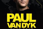 Veranstaltungsposter Paul van Dyk